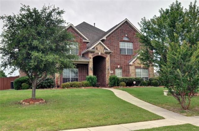 1417 Alamo Bell Way, Fort Worth, TX 76052 (MLS #14114741) :: The Heyl Group at Keller Williams