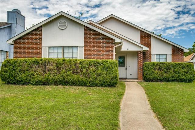 411 Sims Drive, Cedar Hill, TX 75104 (MLS #14114745) :: All Cities Realty