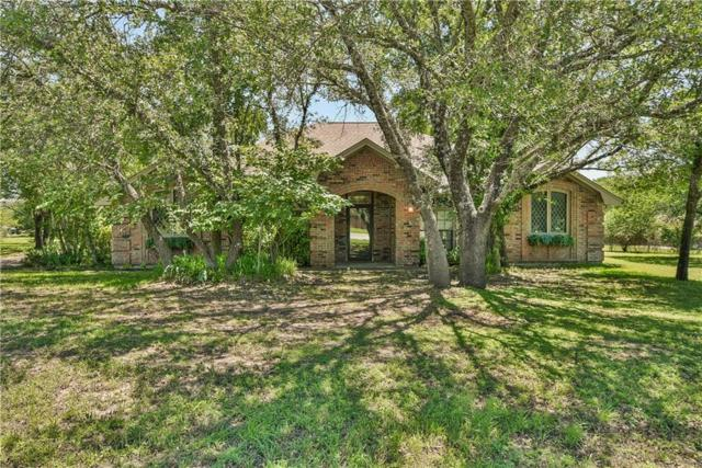 310 Fairway Drive, Willow Park, TX 76087 (MLS #14114746) :: RE/MAX Town & Country