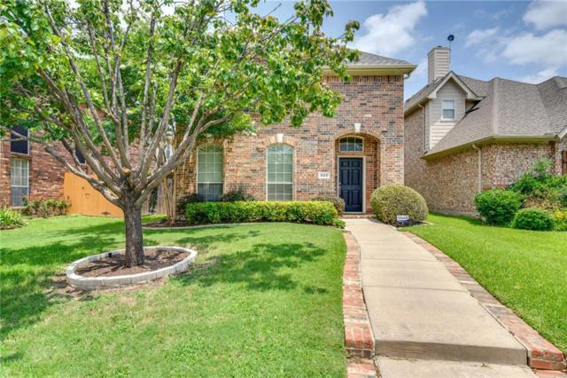 522 Archer Drive, Coppell, TX 75019 (MLS #14114766) :: RE/MAX Town & Country