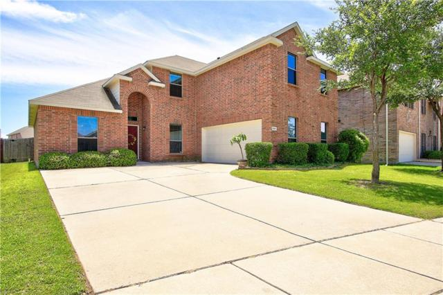 1081 Barrington Drive, Prosper, TX 75078 (MLS #14114767) :: Tenesha Lusk Realty Group