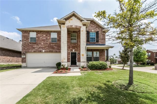 10609 Rankin Drive, Frisco, TX 75035 (MLS #14114776) :: The Rhodes Team