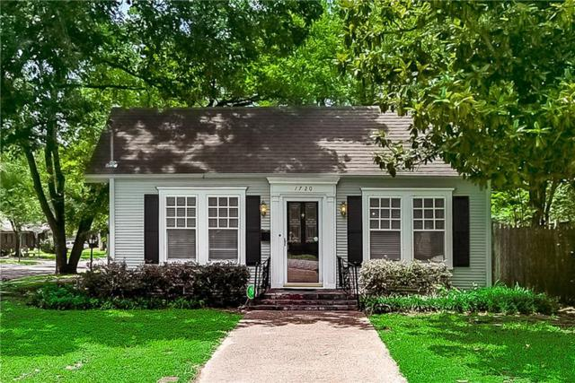 1720 Woodlawn Avenue, Corsicana, TX 75110 (MLS #14114785) :: The Heyl Group at Keller Williams
