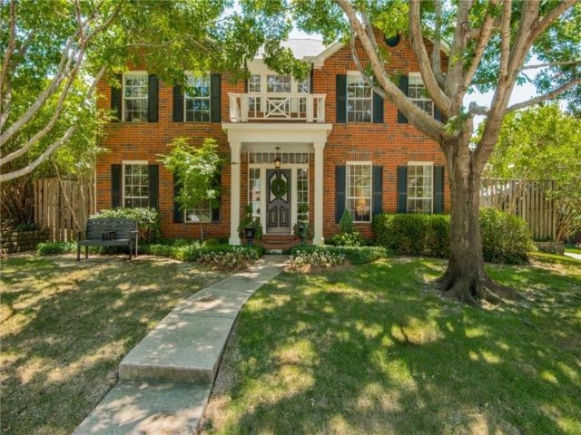 713 Post Oak Drive, Coppell, TX 75019 (MLS #14114794) :: The Heyl Group at Keller Williams