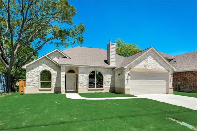 413 Wilson Street, Mckinney, TX 75069 (MLS #14114795) :: The Heyl Group at Keller Williams