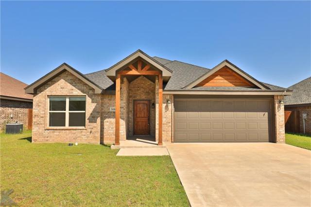 3442 Firedog Road, Abilene, TX 79606 (MLS #14114825) :: The Good Home Team