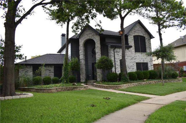 644 Blue Leaf Drive, Flower Mound, TX 75028 (MLS #14114828) :: Team Hodnett