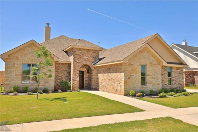 3341 Front Nine, Abilene, TX 79606 (MLS #14114873) :: RE/MAX Town & Country