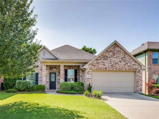 3421 Hickory Bend Trail, Mckinney, TX 75071 (MLS #14114881) :: RE/MAX Town & Country