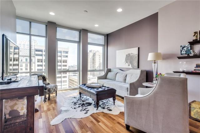 500 Throckmorton Street #1210, Fort Worth, TX 76102 (MLS #14114909) :: RE/MAX Town & Country