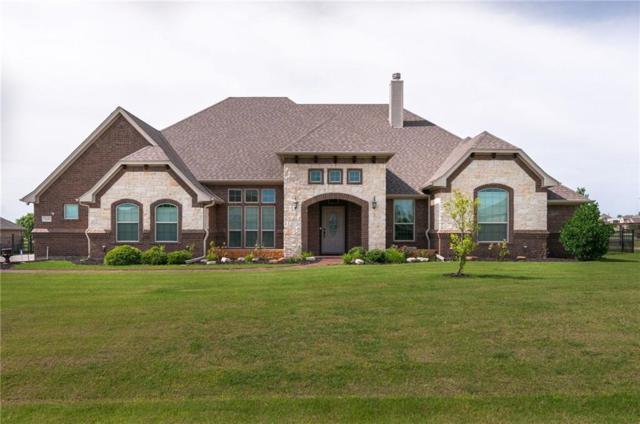 7810 Clover Ridge Drive, Northlake, TX 76247 (MLS #14114910) :: The Heyl Group at Keller Williams