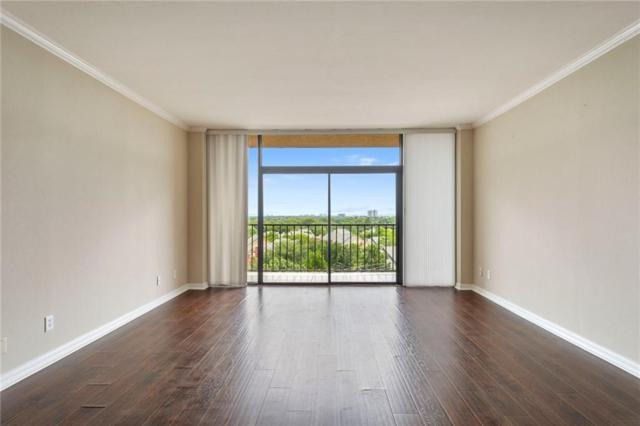 5200 Keller Springs Road #737, Dallas, TX 75248 (MLS #14114926) :: The Mitchell Group