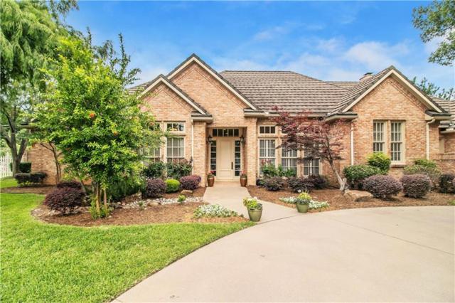 4700 Melrose Park Court, Colleyville, TX 76034 (MLS #14115015) :: Kimberly Davis & Associates