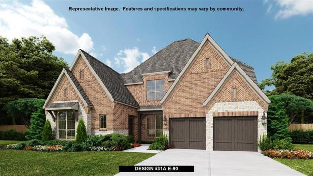 2500 Rosecroft Court, Celina, TX 75009 (MLS #14115041) :: Real Estate By Design