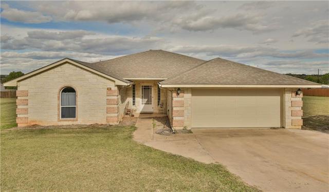 4105 Seminole Trail, Granbury, TX 76048 (MLS #14115055) :: The Heyl Group at Keller Williams