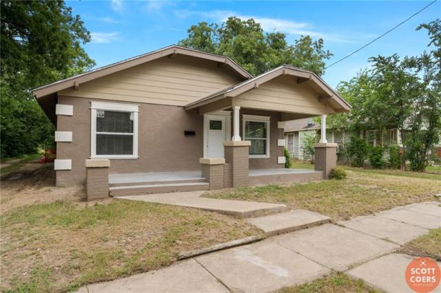 1308 Avenue I, Brownwood, TX 76801 (MLS #14115080) :: RE/MAX Town & Country