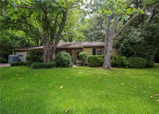 1111 Warden Street, Benbrook, TX 76126 (MLS #14115091) :: Potts Realty Group