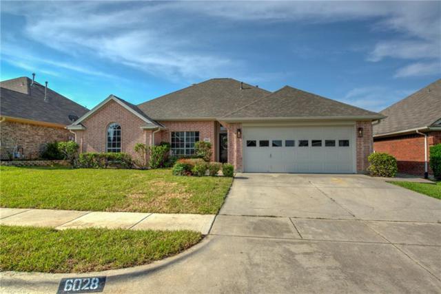 6028 Hillview Drive, Watauga, TX 76148 (MLS #14115100) :: Tenesha Lusk Realty Group