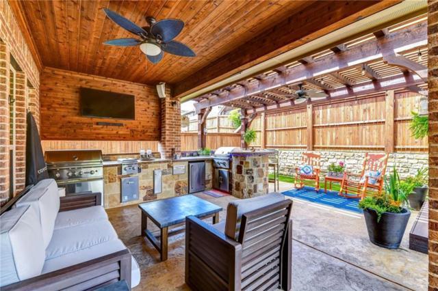 9109 Geoffrey Drive, Lantana, TX 76226 (MLS #14115109) :: The Real Estate Station