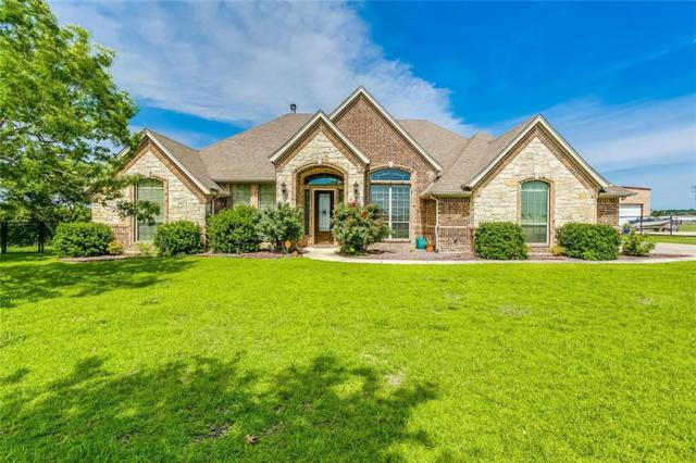 105 Sika Court, Azle, TX 76020 (MLS #14115135) :: RE/MAX Town & Country