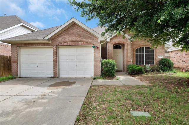 8044 Gila Bend Lane, Fort Worth, TX 76137 (MLS #14115139) :: The Tierny Jordan Network