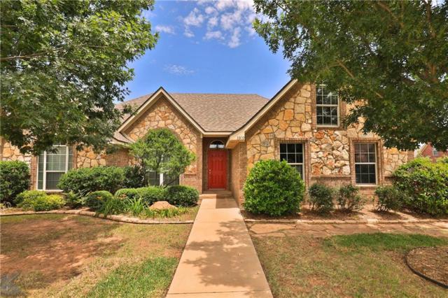 3310 White Oaks Drive, Abilene, TX 79606 (MLS #14115181) :: The Heyl Group at Keller Williams