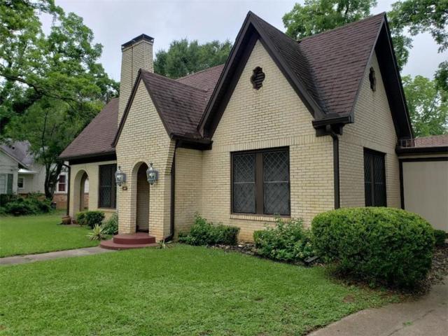 1100 E Houston Avenue, Crockett, TX 75835 (MLS #14115224) :: RE/MAX Town & Country
