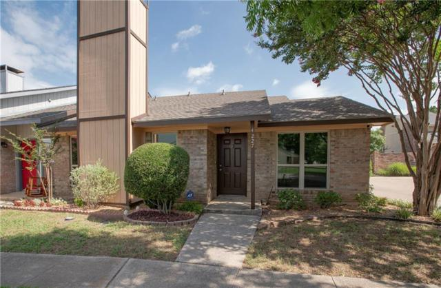 4227 John Court, Flower Mound, TX 75028 (MLS #14115225) :: RE/MAX Town & Country