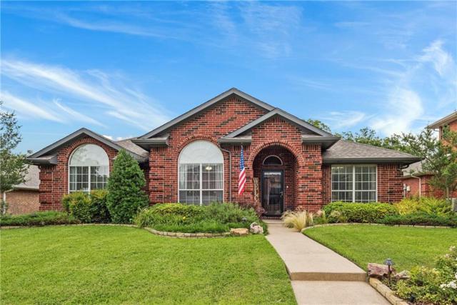 7010 Barton Creek Drive, Rowlett, TX 75089 (MLS #14115228) :: Vibrant Real Estate