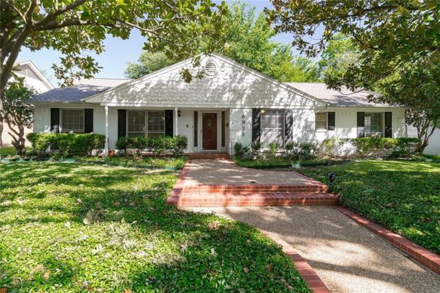 6933 Freemont Street, Dallas, TX 75231 (MLS #14115258) :: Robbins Real Estate Group