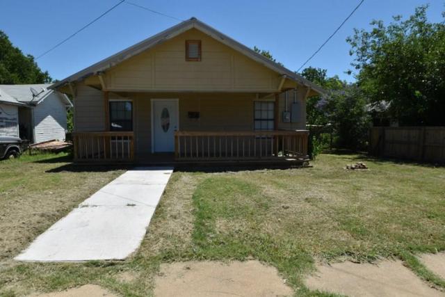 1808 8 1/2 Street, Brownwood, TX 76801 (MLS #14115272) :: The Heyl Group at Keller Williams