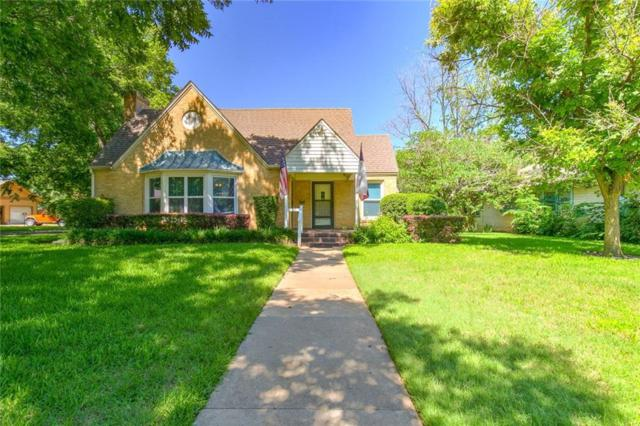 501 Forrest Avenue, Cleburne, TX 76033 (MLS #14115281) :: The Heyl Group at Keller Williams