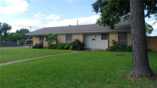 2226 Bamboo Street, Mesquite, TX 75150 (MLS #14115283) :: The Heyl Group at Keller Williams