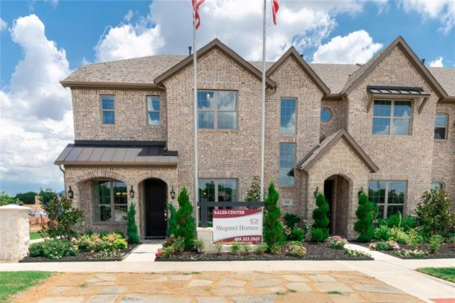 2205 Epitome Avenue, Flower Mound, TX 75028 (MLS #14115309) :: Real Estate By Design