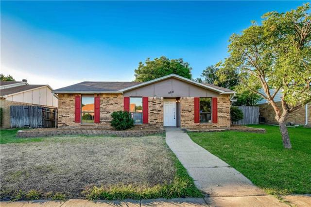 5616 Terry Street, The Colony, TX 75056 (MLS #14115351) :: The Heyl Group at Keller Williams