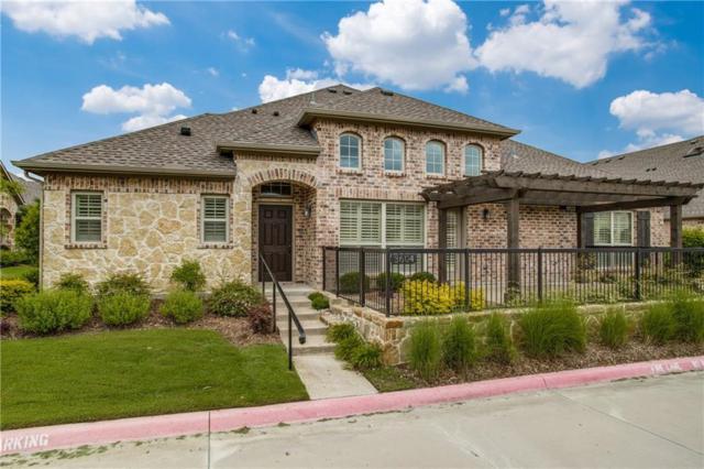 3075 Willow Grove Boulevard #3604, Mckinney, TX 75070 (MLS #14115358) :: Team Hodnett