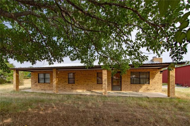 1500 W Fm 586 W, Brownwood, TX 76801 (MLS #14115414) :: RE/MAX Town & Country