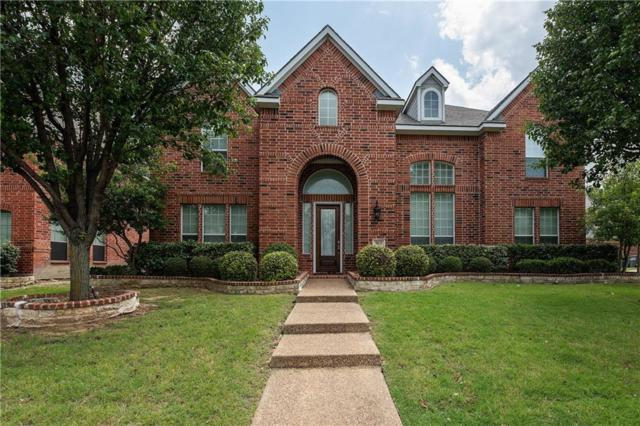 963 Terracotta Drive, Allen, TX 75013 (MLS #14115426) :: Tenesha Lusk Realty Group