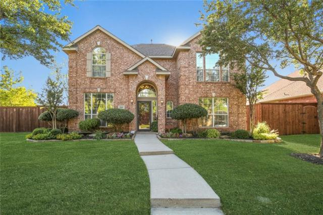 8801 Beartooth Drive, Frisco, TX 75036 (MLS #14115434) :: Vibrant Real Estate