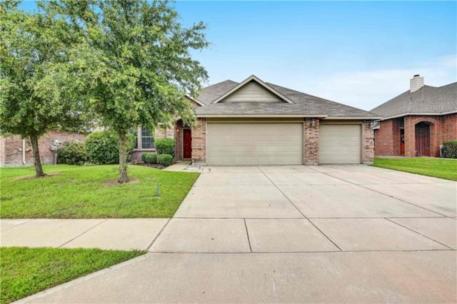 1041 Barrington Drive, Prosper, TX 75078 (MLS #14115436) :: Real Estate By Design