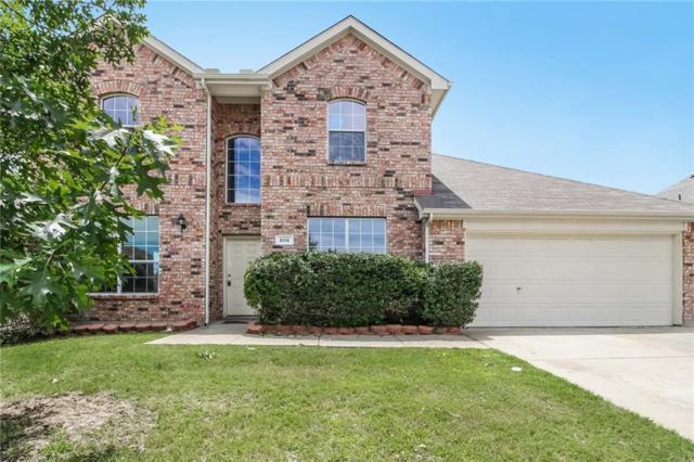 806 Dover Park Trail, Mansfield, TX 76063 (MLS #14115441) :: The Hornburg Real Estate Group