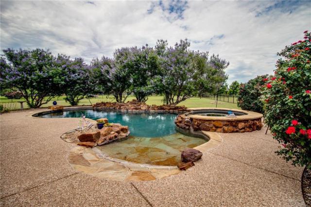 412 W Aurora Vista Trail, Aurora, TX 76078 (MLS #14115442) :: Kimberly Davis & Associates