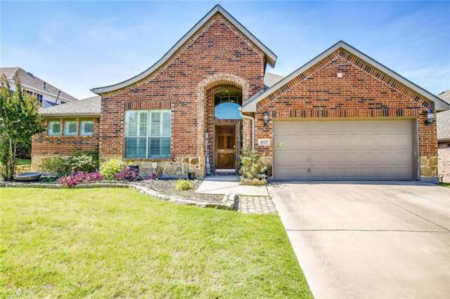 4929 Bellflower Way, Fort Worth, TX 76123 (MLS #14115445) :: RE/MAX Landmark