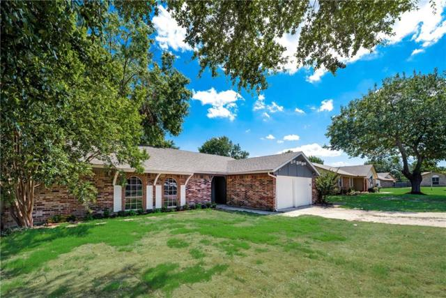 7704 Evergreen Avenue, North Richland Hills, TX 76182 (MLS #14115459) :: RE/MAX Town & Country
