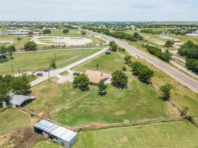 2209 Strader Road, Justin, TX 76247 (MLS #14115486) :: Vibrant Real Estate
