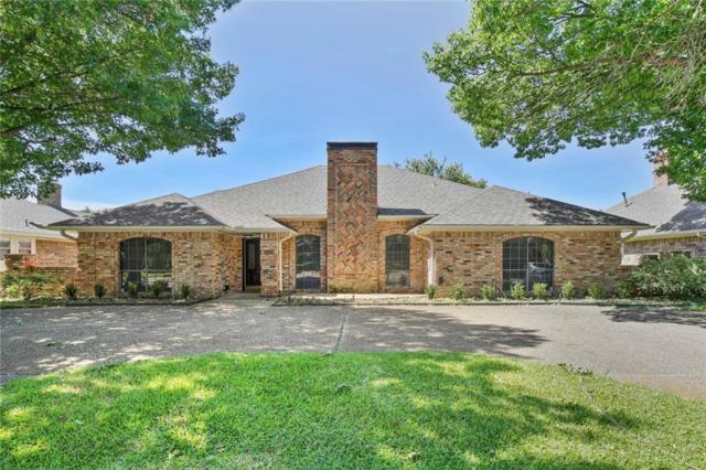 6436 Genstar Lane, Dallas, TX 75252 (MLS #14115487) :: All Cities Realty