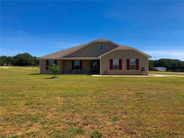229 Oakley Circle, Weatherford, TX 76085 (MLS #14115539) :: RE/MAX Town & Country