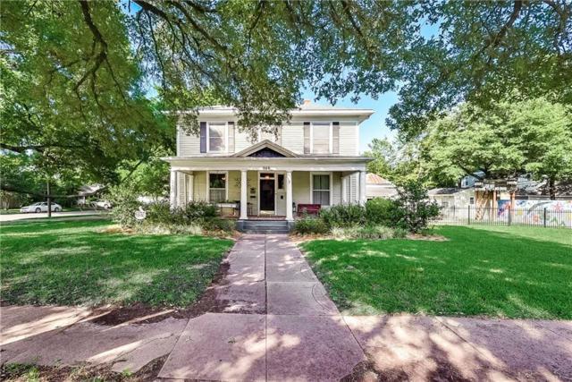 308 N Preston Street, Ennis, TX 75119 (MLS #14115541) :: RE/MAX Town & Country