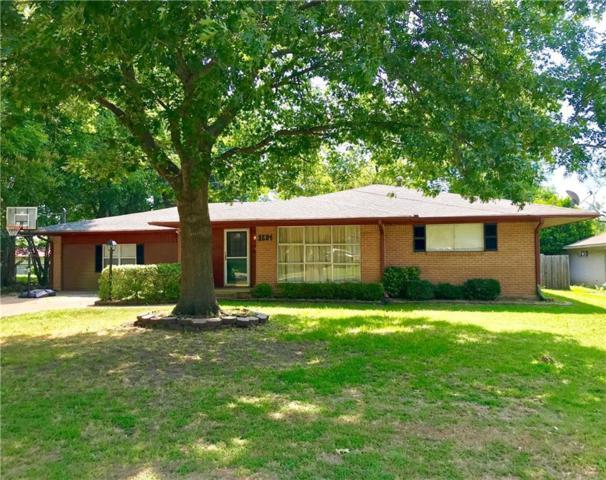 1604 San Jacinto Street, Sulphur Springs, TX 75482 (MLS #14115562) :: RE/MAX Town & Country