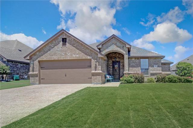 7205 Prestwick Terrace, Benbrook, TX 76126 (MLS #14115572) :: RE/MAX Town & Country